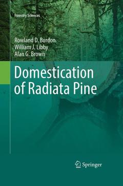 Cover of the book Domestication of Radiata Pine