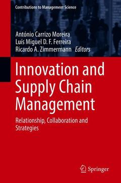 Cover of the book Innovation and Supply Chain Management