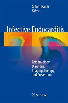 Couverture de l'ouvrage Infective Endocarditis