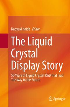 Couverture de l'ouvrage The Liquid Crystal Display Story