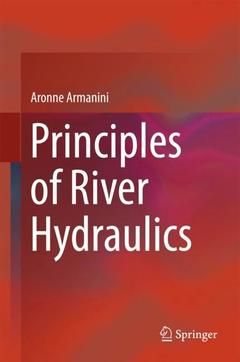 Couverture de l'ouvrage Principles of River Hydraulics