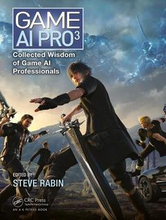 Couverture de l'ouvrage Game AI Pro 3