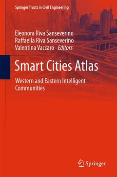 Couverture de l'ouvrage Smart Cities Atlas
