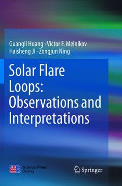 Cover of the book Solar Flare Loops: Observations and Interpretations