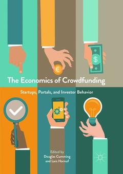 Couverture de l'ouvrage The Economics of Crowdfunding