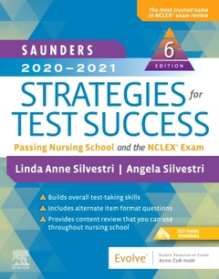 Cover of the book Saunders 2020-2021 Strategies for Test Success