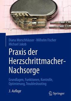 Cover of the book Praxis der Herzschrittmacher-Nachsorge