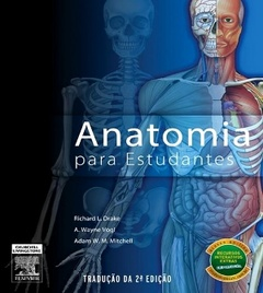 Couverture de l'ouvrage Gray's Anatomy for Students
