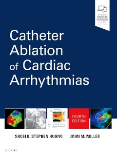 Cover of the book Catheter Ablation of Cardiac Arrhythmias