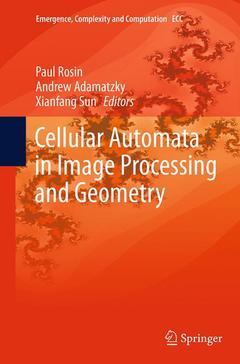 Couverture de l'ouvrage Cellular Automata for Image Processing