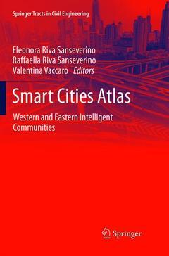 Couverture de l'ouvrage Smart Cities Atlas