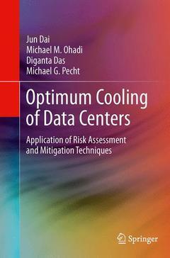 Couverture de l'ouvrage Optimum Cooling of Data Centers
