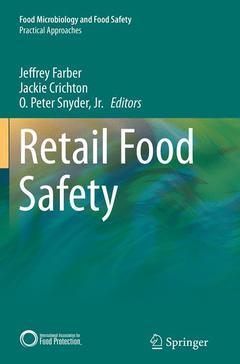 Couverture de l'ouvrage Retail Food Safety