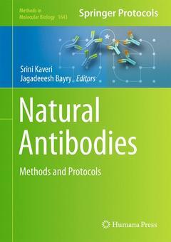 Couverture de l'ouvrage Natural Antibodies