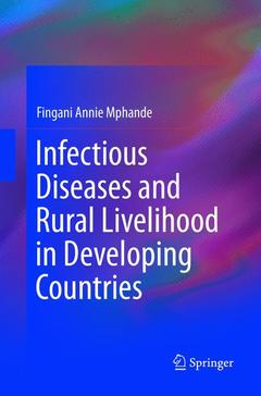 Couverture de l'ouvrage Infectious Diseases and Rural Livelihood in Developing Countries