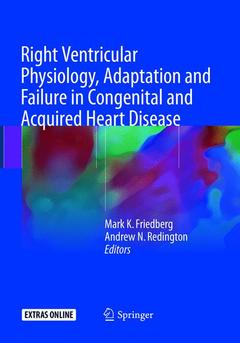 Cover of the book Right Ventricular Physiology, Adaptation and Failure in Congenital and Acquired Heart Disease