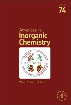Cover of the book Water Oxidation Catalysts