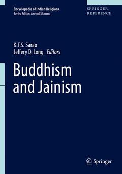 Couverture de l'ouvrage Buddhism and Jainism