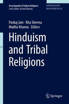 Cover of the book Hinduism and Tribal Religions