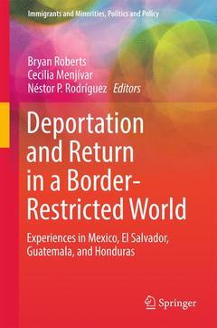 Couverture de l'ouvrage Deportation and Return in a Border-Restricted World