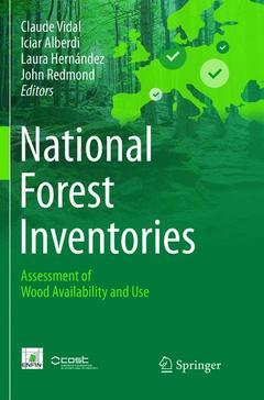 Couverture de l'ouvrage National Forest Inventories