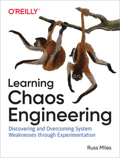 Couverture de l'ouvrage Learning Chaos Engineering