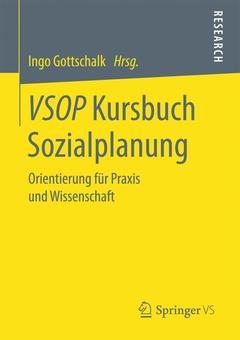 Couverture de l'ouvrage VSOP Kursbuch Sozialplanung