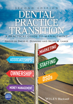 Cover of the book Dental Practice Transition