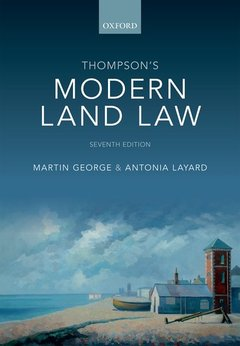 Cover of the book Thompson's Modern Land Law