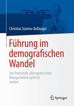 Couverture de l'ouvrage Führung im demografischen Wandel