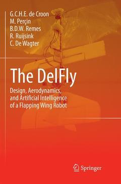 Couverture de l'ouvrage The DelFly