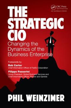Couverture de l'ouvrage The Strategic CIO