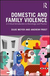Couverture de l'ouvrage Domestic and family violence