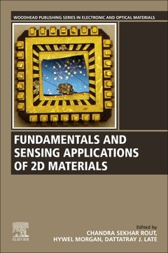 Cover of the book Fundamentals and Sensing Applications of 2D Materials