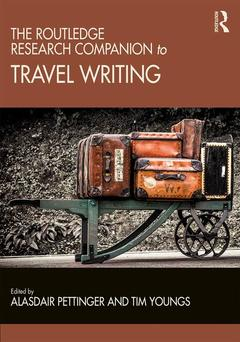 Cover of the book The Routledge Research Companion to Travel Writing