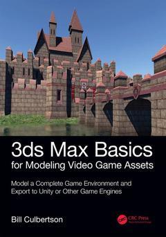Couverture de l'ouvrage 3ds Max Basics for Modeling Video Game Assets
