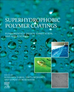Cover of the book Superhydrophobic Polymer Coatings