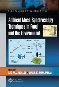 Couverture de l'ouvrage Ambient Mass Spectroscopy Techniques in Food and the Environment