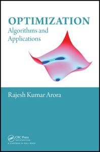 Cover of the book Optimization