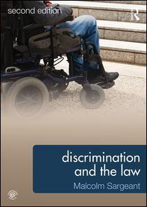 Couverture de l'ouvrage Discrimination and the Law 2e
