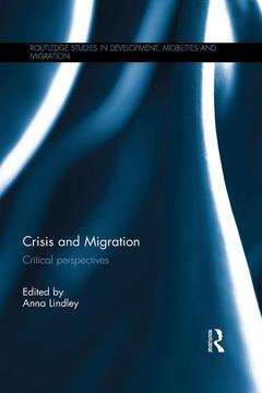 Couverture de l'ouvrage Crisis and Migration