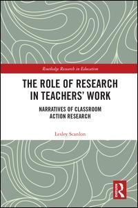 Couverture de l'ouvrage The Role of Research in Teachers' Work