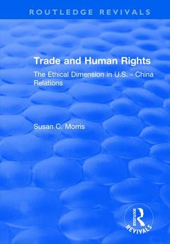 Cover of the book Trade and Human Rights