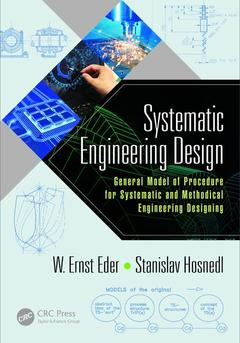 Cover of the book Systematic Engineering Design