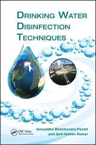 Couverture de l'ouvrage Drinking water disinfection techniques