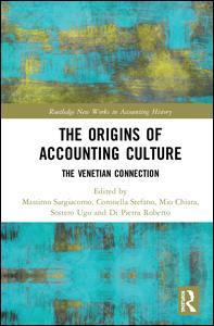Cover of the book The Origins of Accounting Culture
