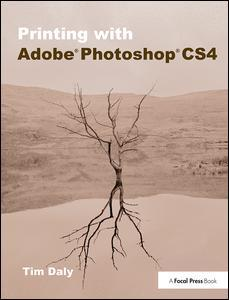 Cover of the book Printing with Adobe Photoshop CS4