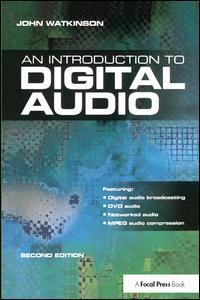 Couverture de l'ouvrage Introduction to digital audio, 2nd Ed. 2002