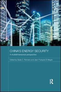 Couverture de l'ouvrage China's Energy Security