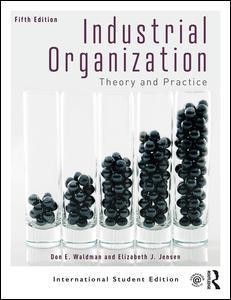 Couverture de l'ouvrage Industrial Organization